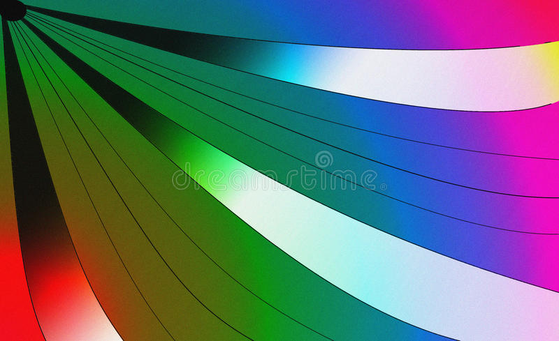 Butterfly Wing Texture stock image