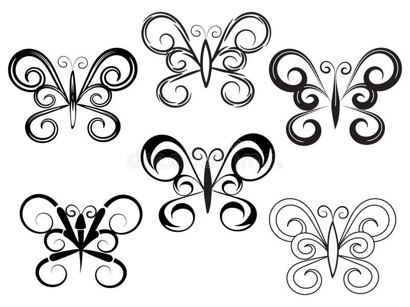butterfly1 obrazy royalty free