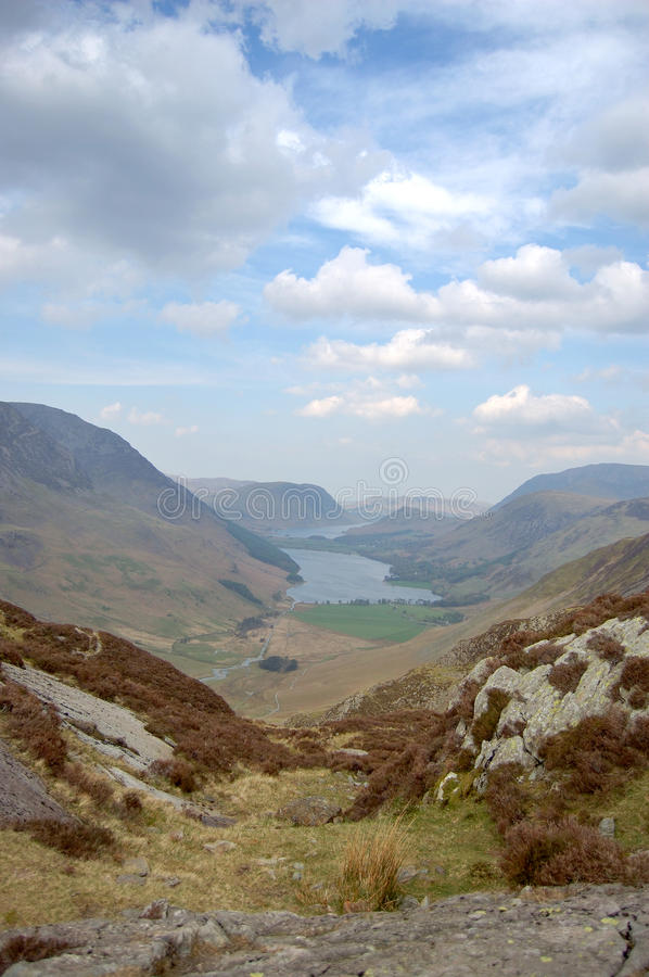Download Buttermere And Valley From Haystacks Stock Photos - Image: 13559213