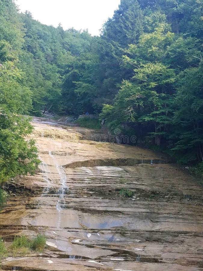 Buttermilk Waterfall stock photos