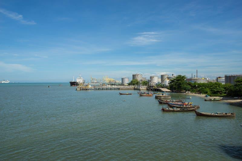 Butterworth, Penang - Malesia fotografia stock