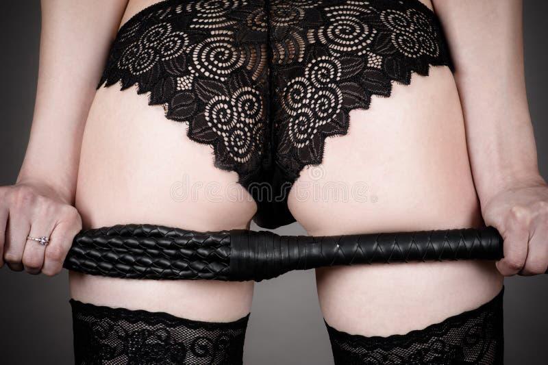 Buttocks stock photos