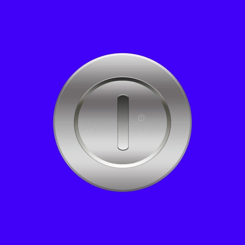Download Button stock illustration. Illustration of emblem, symbol - 19458027