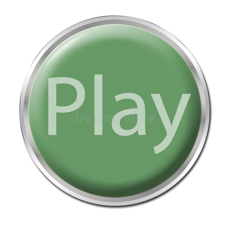 button, ilustracja wektor