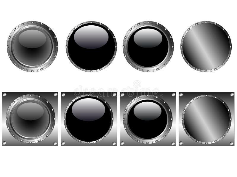 button 8 ikon sieci