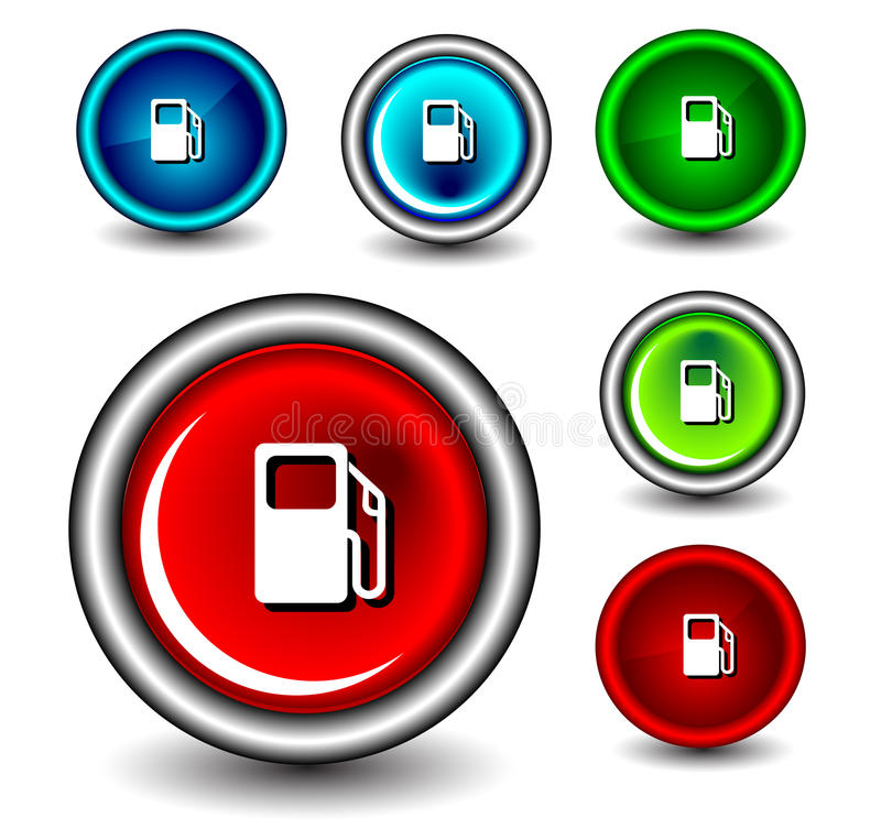 Download Button icon stock illustration. Illustration of abstract - 28633774