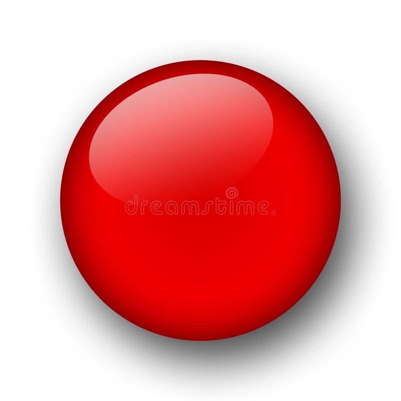 button rengöringsduken stock illustrationer
