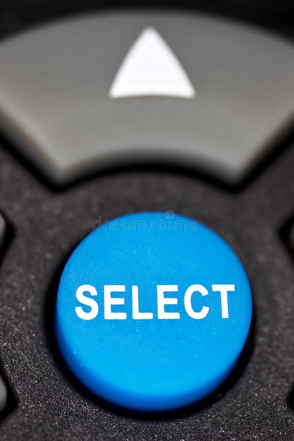 Button Select royalty free stock photos