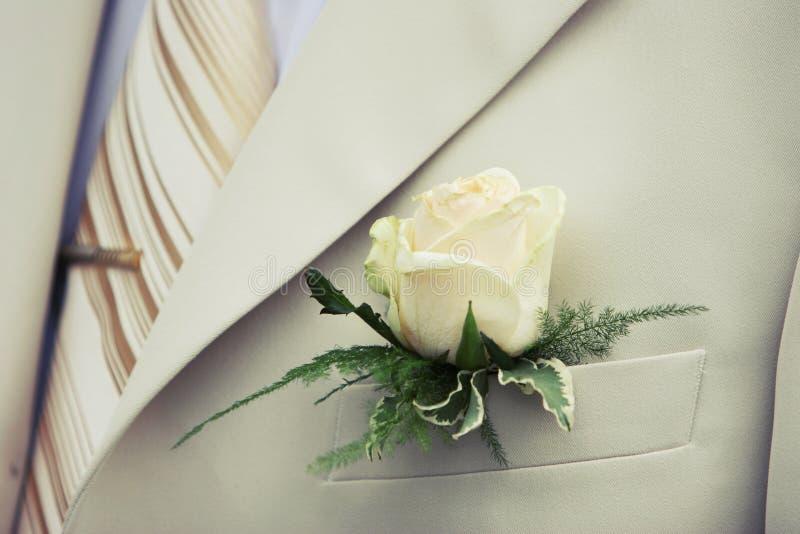 buttonhole zdjęcia royalty free