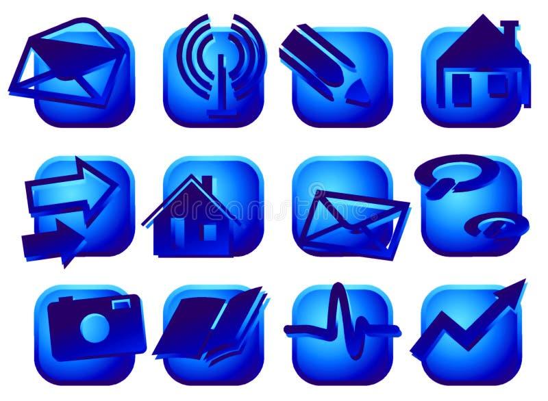 Buttons. Designs elements