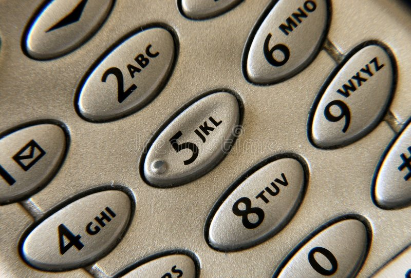 Download Buttons stock image. Image of dail, communicaton, cell, telephone - 20283