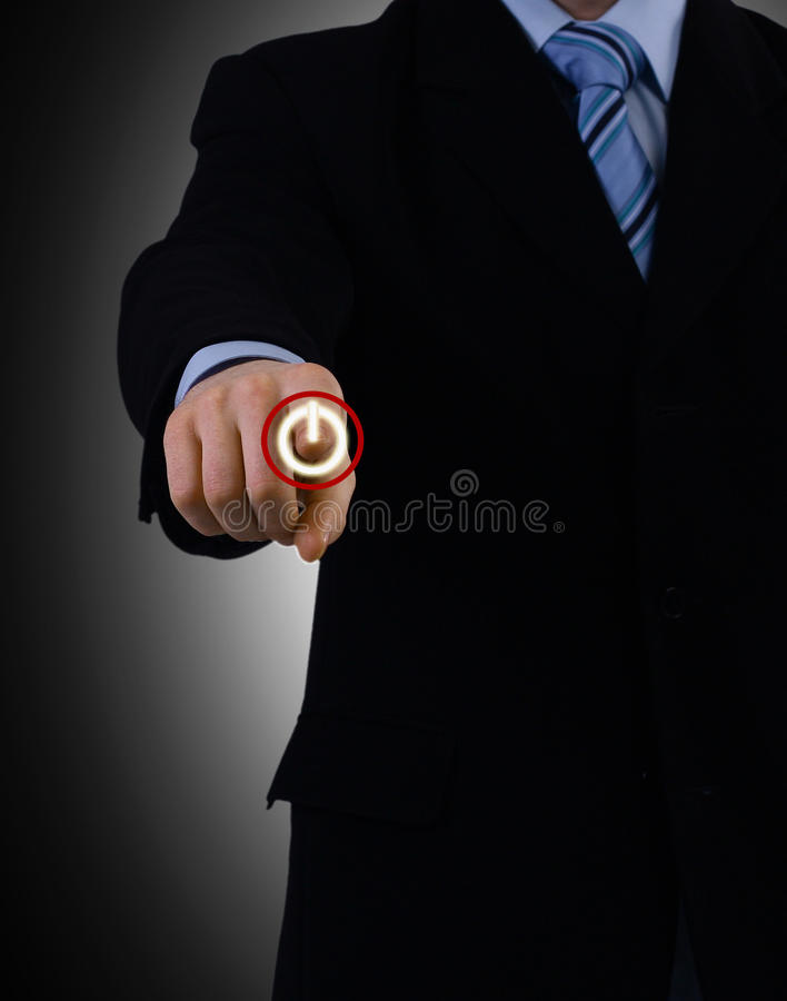 Download Buttons stock photo. Image of digital, reach, brunette - 21996184