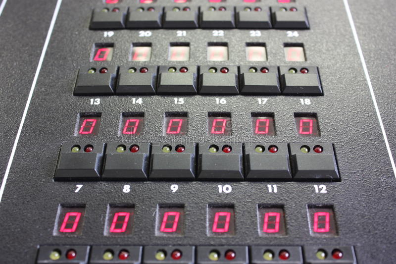 Download Buttons stock photo. Image of button, control, panel - 22930458