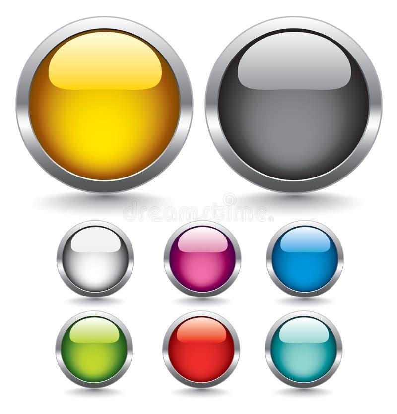 buttons design web бесплатная иллюстрация