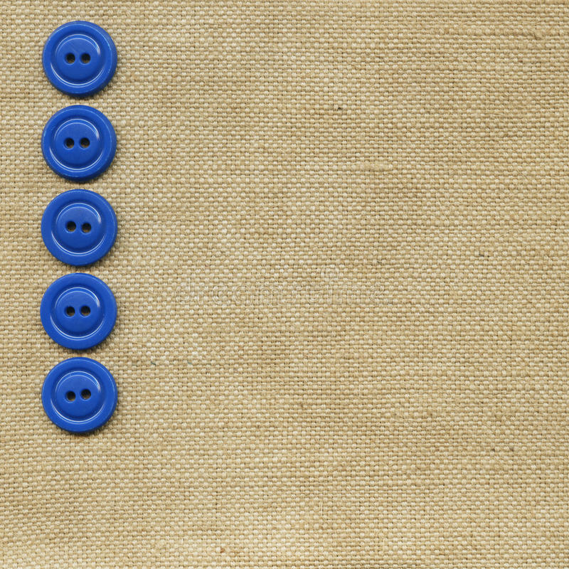 Download Buttons on fabric stock photo. Image of five, hobbies - 18310626
