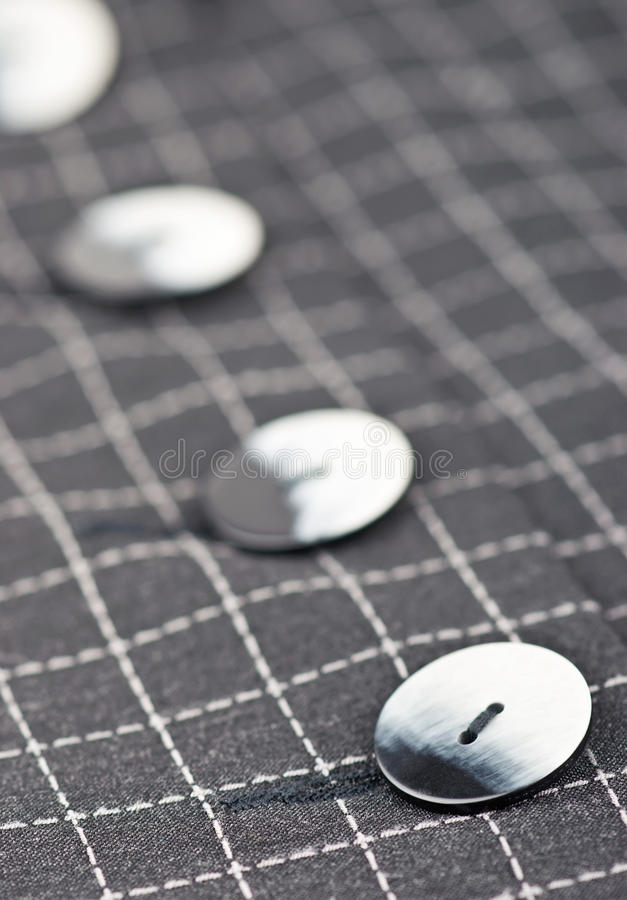 Download Buttons on jacket stock image. Image of fashion, buttons - 25493973