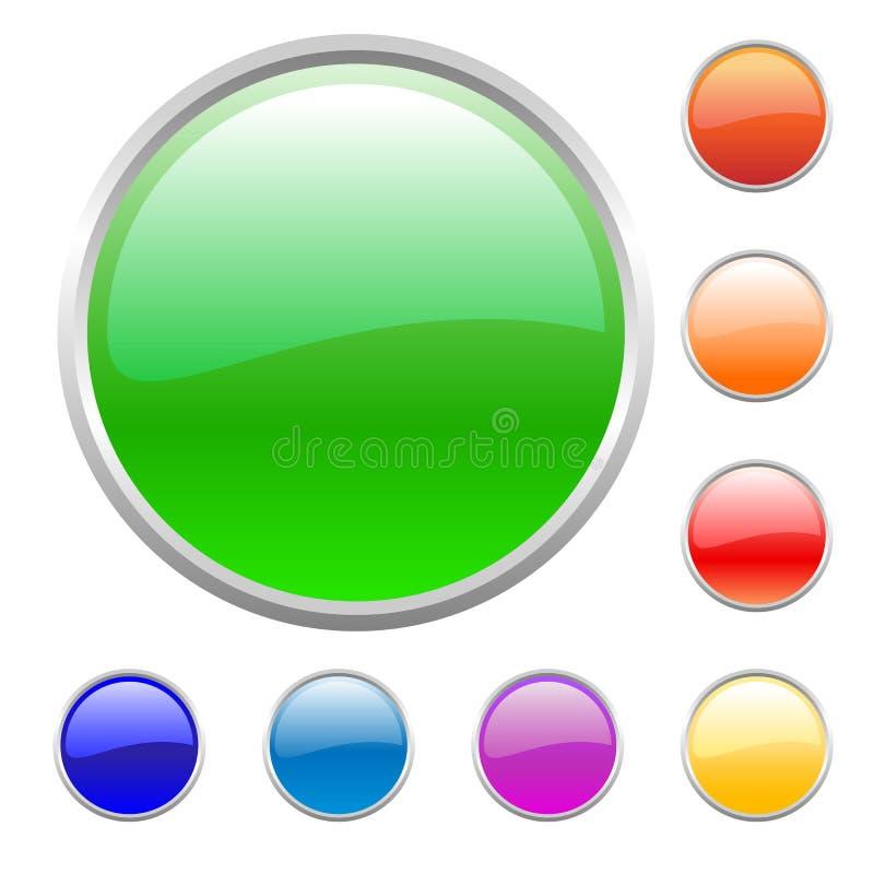 Free Buttons Set Stock Photos - 9789633