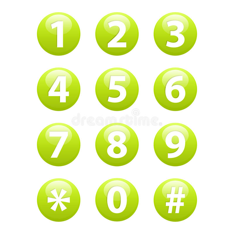 Buttons for web Phone icon sign web. Buttons for web Phone icon sign stock illustration