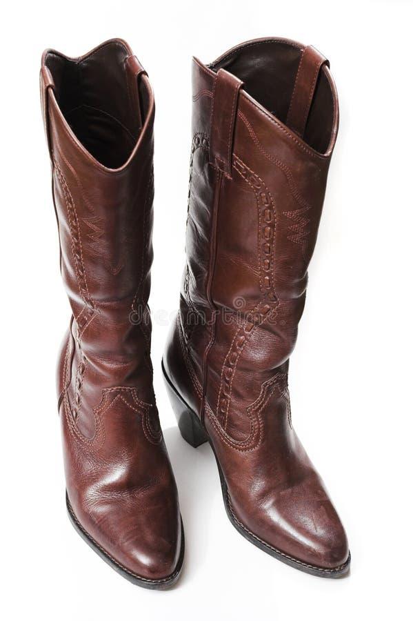 buty kowboja obrazy stock
