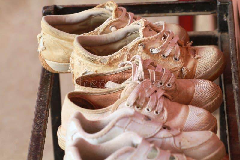 buty używać fotografia royalty free