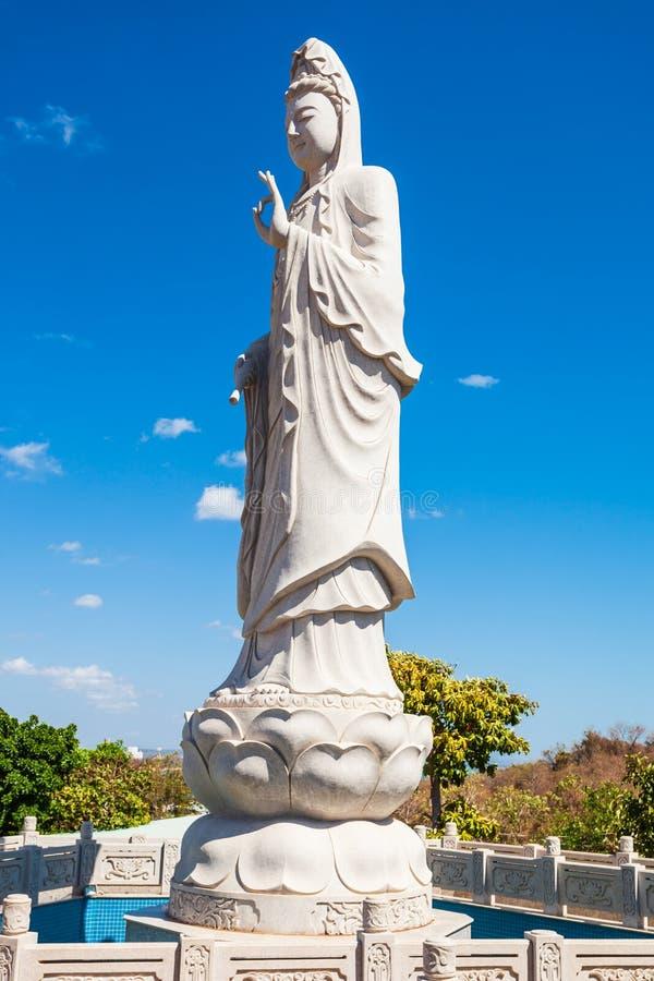 Buu syna świątynia, Phan Thiet fotografia stock