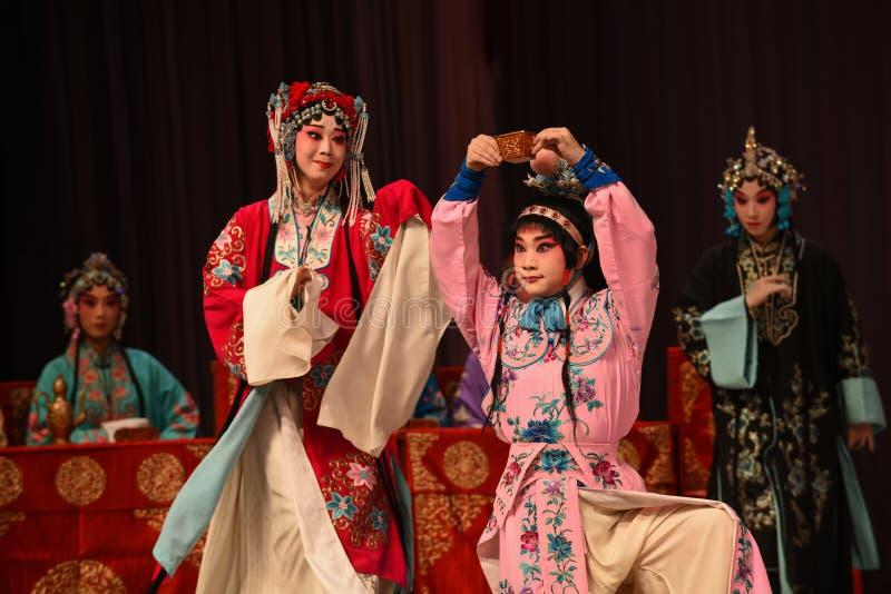 """Buvez les généraux amers de femmes de Pékin Opera"""" de vin du  de € de Yang Familyâ photo libre de droits"""
