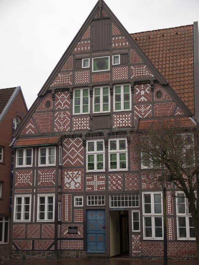 Buxtehude, Alemanha imagens de stock