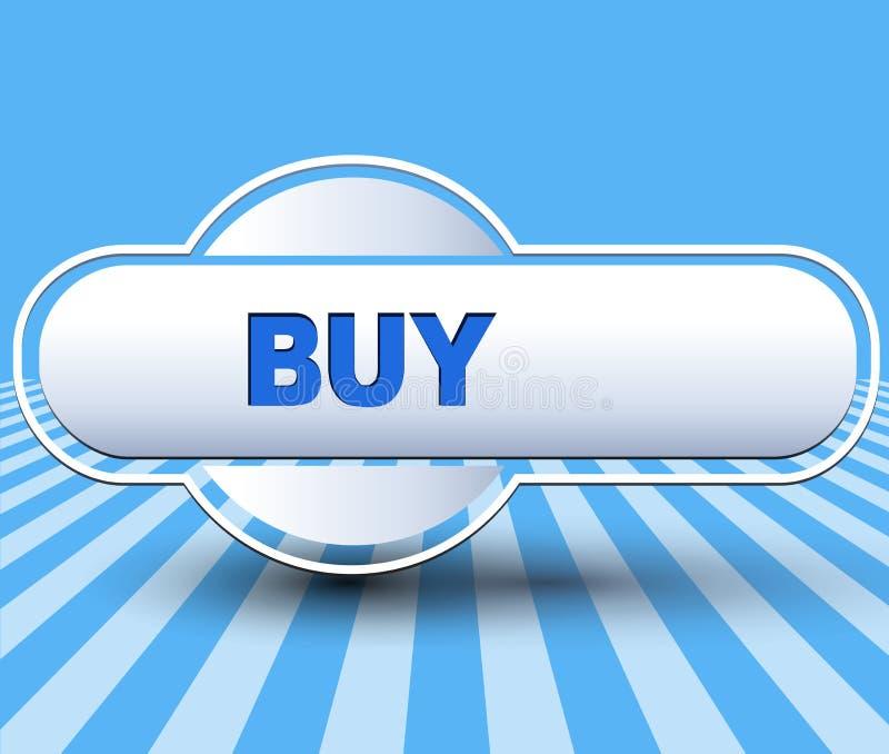 Buy Button Royalty Free Stock Photos