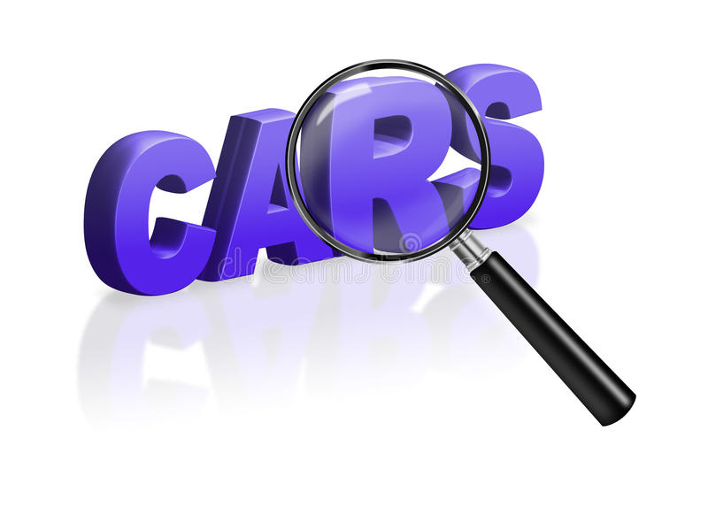 Download Buy Car Advertisement Button Second Hand Or New Stock Illustration - Image: 14339733