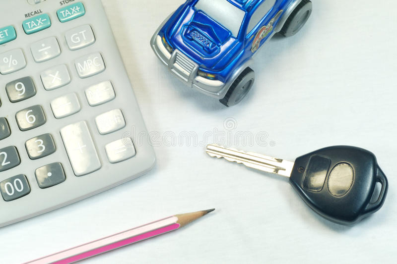 Buy Sell Rent a Car. Calculate for Buy, Sell or Hire-Purchase A Car royalty free stock photography