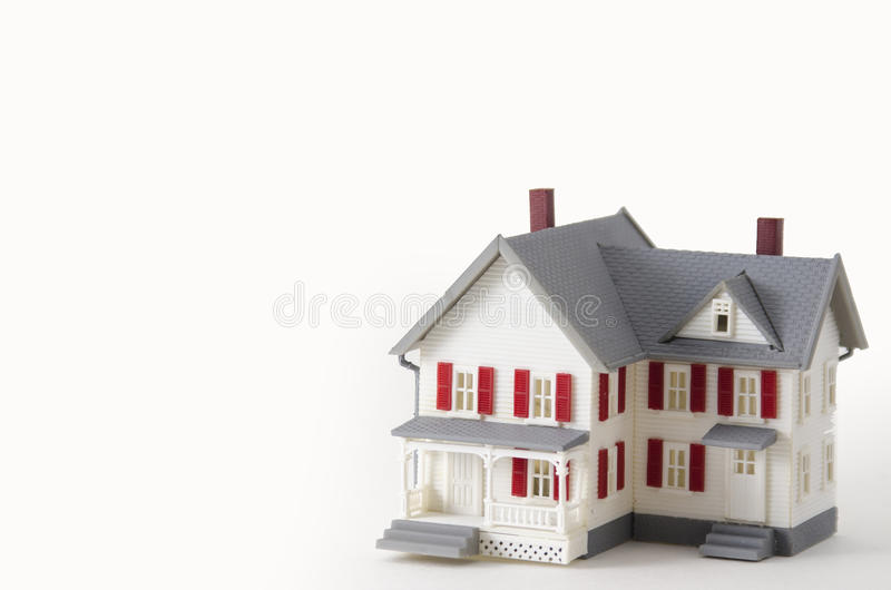 Buy a house royalty free stock image