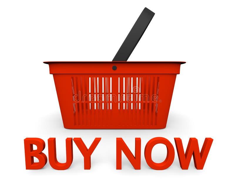 Download Buy now stock illustration. Illustration of shopping - 24782830