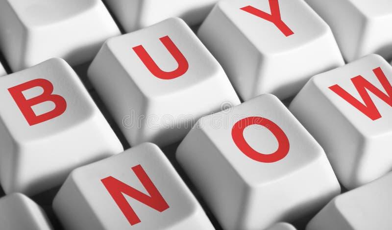 Buy ora!! fotografia stock libera da diritti