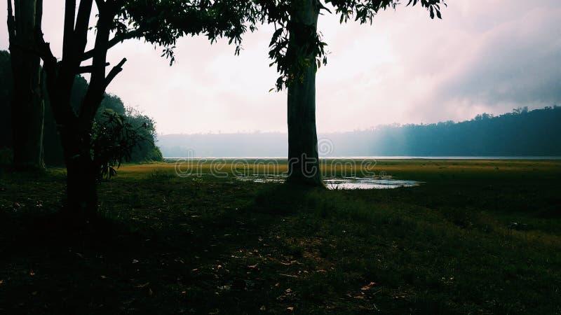 Buyan Lake royalty free stock images