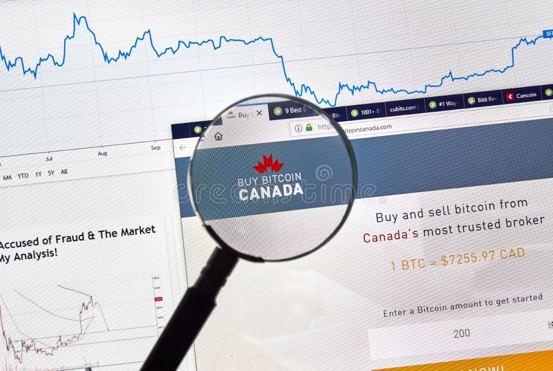 cryptocurrency broker canada