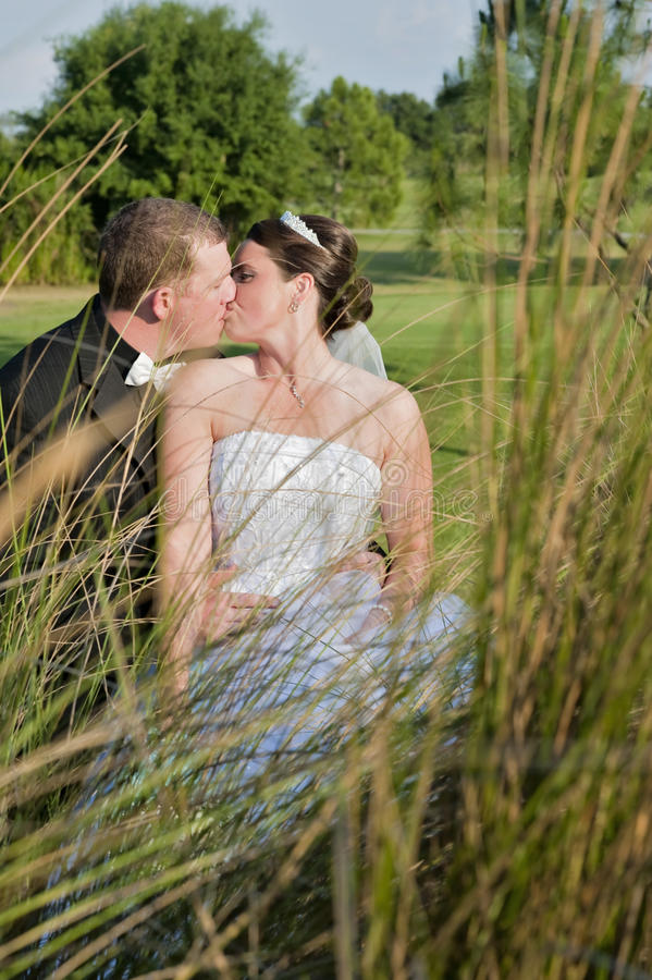 Download Buziaka ślub obraz stock. Obraz złożonej z para, adoruje - 20018917