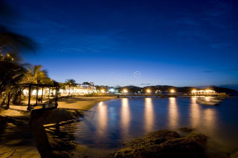 Buzios, península de fotos de stock royalty free
