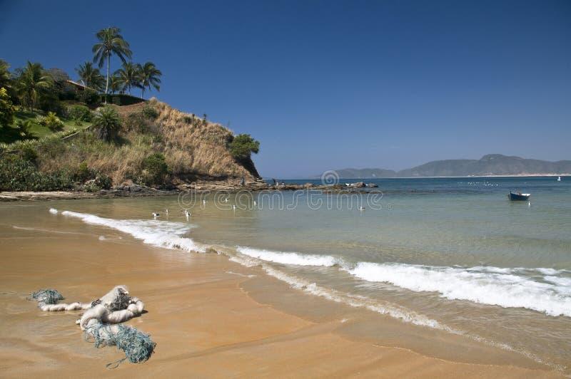 Download Buzios Peninsula stock image. Image of fish, lagoon, island - 13335921
