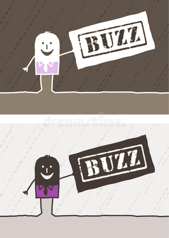 Download Buzz Colored Cartoon Stock Photos - Image: 13513573