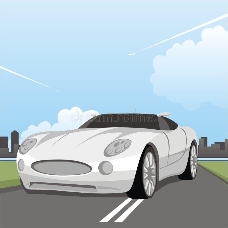 Buzzdesign del coche libre illustration