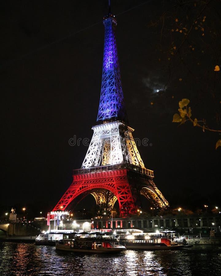 BWR wieża eifla obrazy royalty free