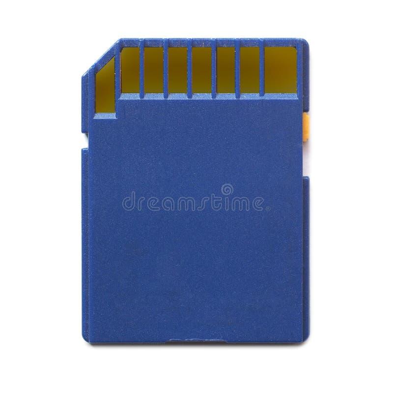 być był tylna karty zakończenia pamięć photoed umieszczającą w górę obraz stock