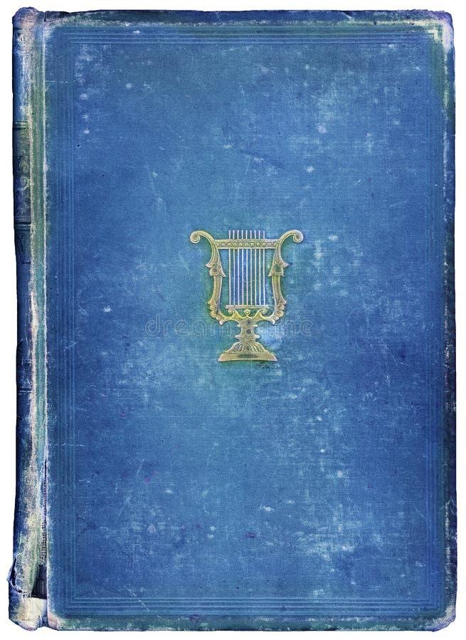 być ubranym antykwarski książkowy muzykalny symbol fotografia stock