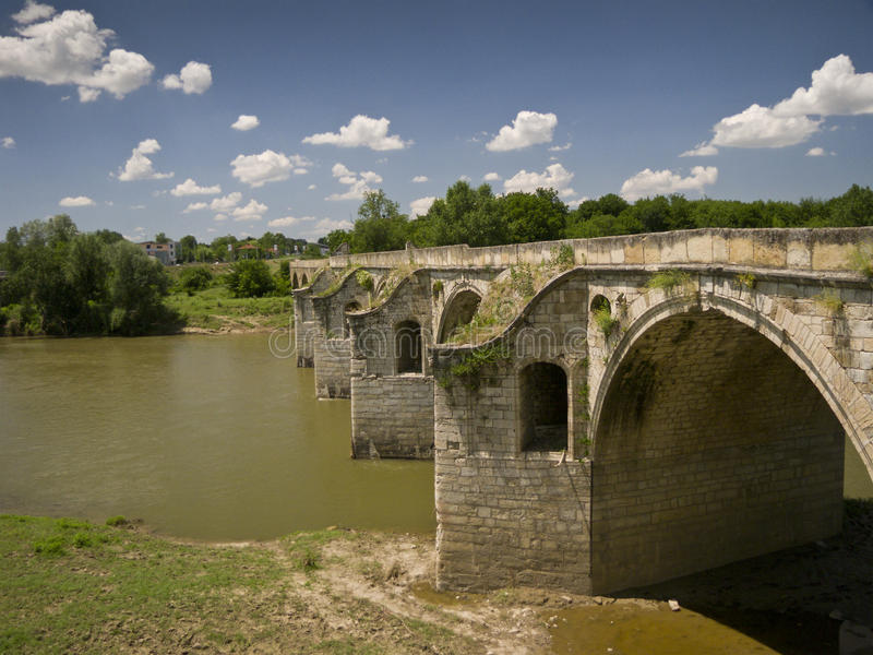 Byala most zdjęcia stock
