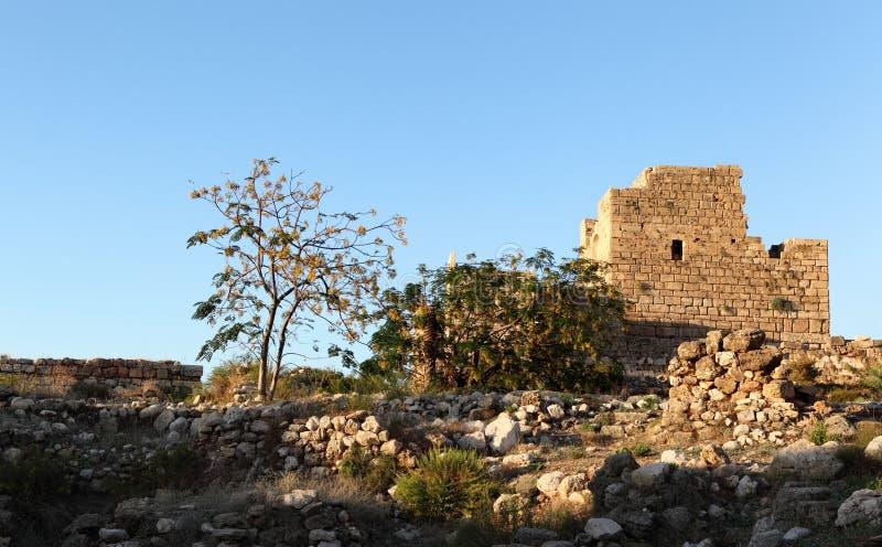 Download Byblos Crusader Castle, Lebanon Stock Photo - Image: 27653950