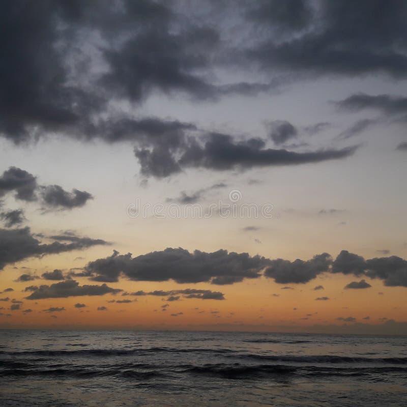 Byblos de la puesta del sol fotos de archivo libres de regalías