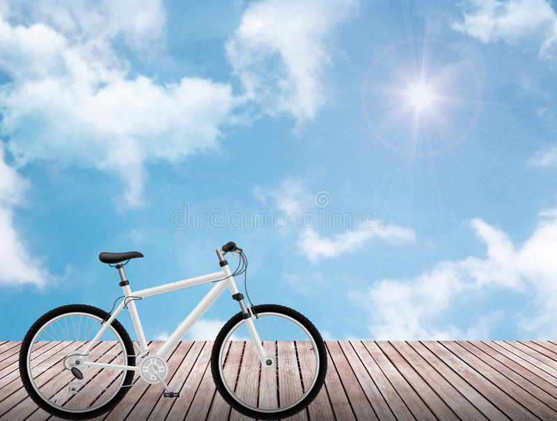 Bycicle arkivbilder