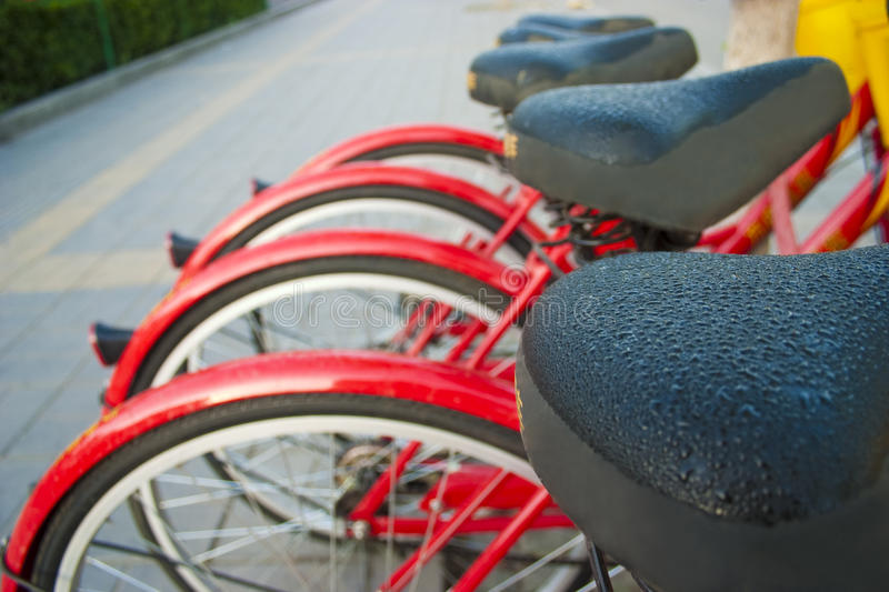 Bycicle royalty free stock photography