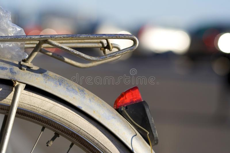 Bycicle detail royalty free stock images