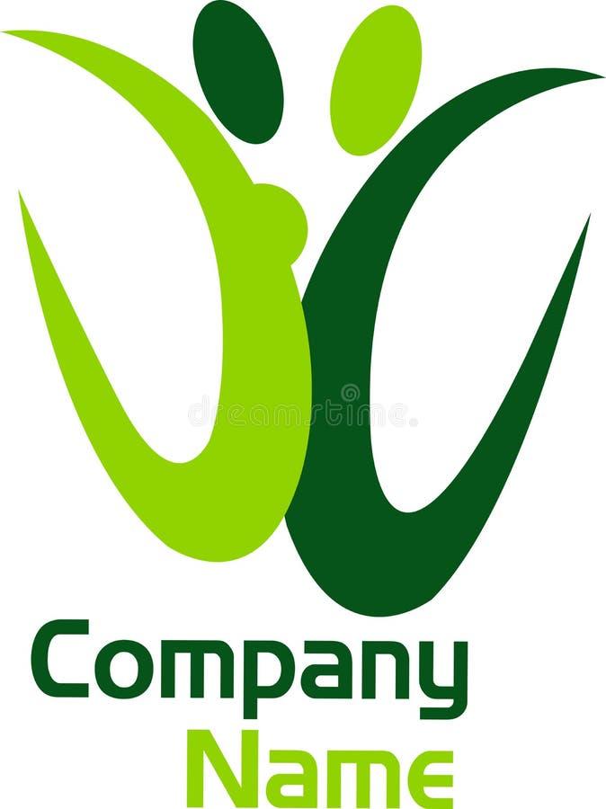 byczy logo ilustracji